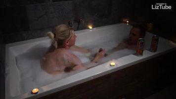 Amateur porn with blonde, Orgasms in the shower xxx porn