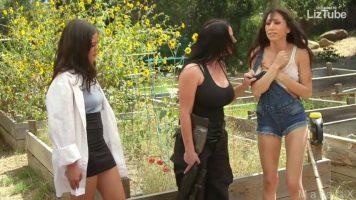 Angela White, Kendra White, Kendra Spade without men MarallX (480p)